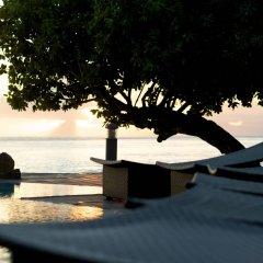 Отель Maitai Lapita Village Huahine пляж фото 2