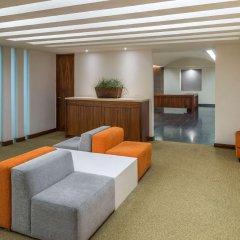 Отель Real Inn Guadalajara Expo интерьер отеля