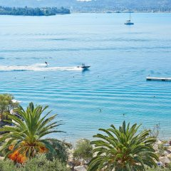 Отель Corfu Imperial, Grecotel Exclusive Resort пляж