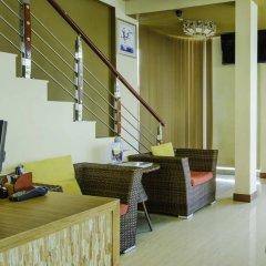Отель Clear Sky Inn By Wonderland Maldives Мале интерьер отеля фото 3