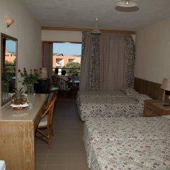 Отель Rethymno Village комната для гостей