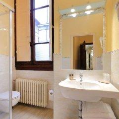 Отель Cimabue Италия, Флоренция - 1 отзыв об отеле, цены и фото номеров - забронировать отель Cimabue онлайн ванная