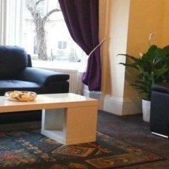 Отель Sandyford Lodge Глазго интерьер отеля фото 3