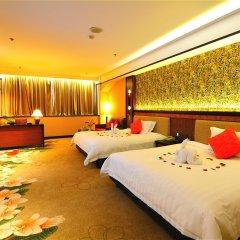 Отель Riyuegu Hotsprings Resort комната для гостей фото 3