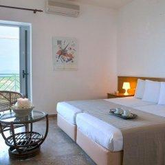 Отель Daphne Holiday Club Греция, Халкидики - 1 отзыв об отеле, цены и фото номеров - забронировать отель Daphne Holiday Club онлайн комната для гостей фото 5