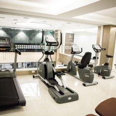 Отель Cubic Pratunam фитнесс-зал фото 2