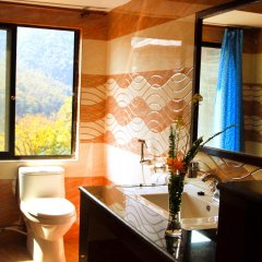Отель Splendid View Непал, Покхара - отзывы, цены и фото номеров - забронировать отель Splendid View онлайн ванная