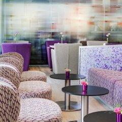 Отель IntercityHotel Rostock гостиничный бар