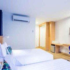 Hotel Nida Sukhumvit Onnut Бангкок комната для гостей фото 5