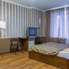РА Отель на Тамбовской 11 3* Стандартный номер с двуспальной кроватью фото 14