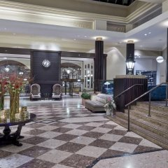 Отель The Midland - Qhotels Манчестер интерьер отеля