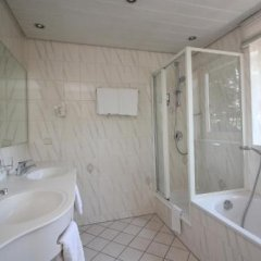 Hotel Leopold Мюнхен ванная фото 2