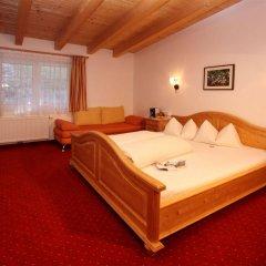 Отель Gb Gondelblick Хохгургль сейф в номере
