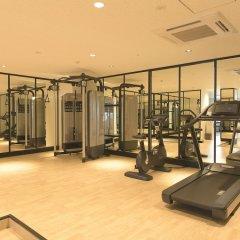Oriental Hotel Fukuoka Hakata Station фитнесс-зал фото 2