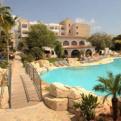 Отель Smartline Paphos пляж