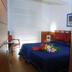 Grand Hotel Leon DOro Бари комната для гостей