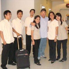 Отель Green Suites at Bel Air Soho Филиппины, Макати - отзывы, цены и фото номеров - забронировать отель Green Suites at Bel Air Soho онлайн фото 2