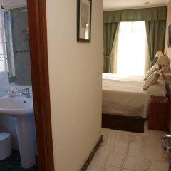 Отель Anunciada Испания, Байона - отзывы, цены и фото номеров - забронировать отель Anunciada онлайн ванная