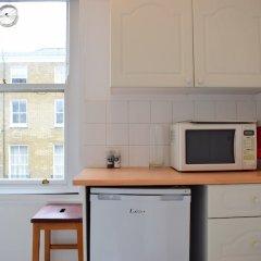 Отель Baker Street Studio Flat Великобритания, Лондон - отзывы, цены и фото номеров - забронировать отель Baker Street Studio Flat онлайн в номере фото 2