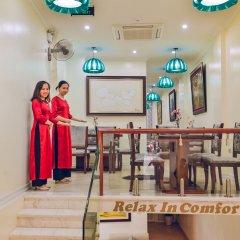 Отель Hanoi Bella Rosa Trendy Hotel Вьетнам, Ханой - отзывы, цены и фото номеров - забронировать отель Hanoi Bella Rosa Trendy Hotel онлайн интерьер отеля
