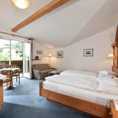 Отель Alpwellhotel Burggräfler Лана комната для гостей фото 4