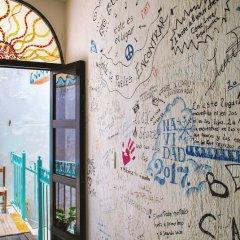 Отель Kukulcan Hostel & Friends Мексика, Канкун - отзывы, цены и фото номеров - забронировать отель Kukulcan Hostel & Friends онлайн интерьер отеля фото 3