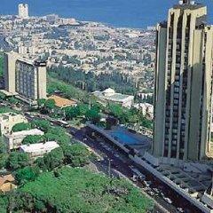 Отель Dan Panorama Haifa Хайфа