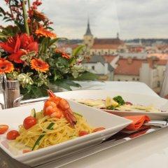 Отель Design Metropol Прага питание фото 2