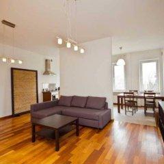 Апартаменты P&O Apartments Wiejska комната для гостей фото 5