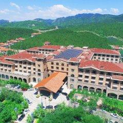 Jixian Marriott Hotel балкон