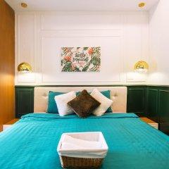 Отель The Moment комната для гостей