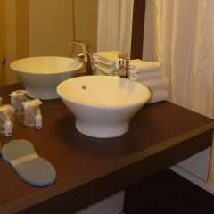 Отель Ibis Styles Massy Opera ванная