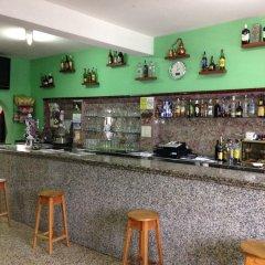 Отель Pension Glorioso Падрон гостиничный бар