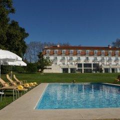 Отель Pousada de Condeixa-Coimbra(formerly Pousada de Condeixa-a-Nova, Santa Cristina) бассейн фото 2