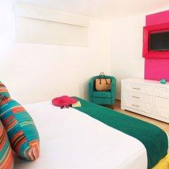 Отель Villa del Palmar Beach Resort and Spa, Puerto Vallarta детские мероприятия фото 2
