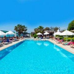 Altinkum Bungalows Турция, Сиде - отзывы, цены и фото номеров - забронировать отель Altinkum Bungalows онлайн бассейн фото 2