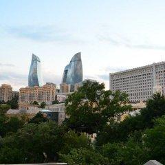 Отель City Walls Hotel Азербайджан, Баку - отзывы, цены и фото номеров - забронировать отель City Walls Hotel онлайн балкон