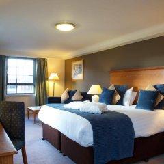 Hallmark Hotel Glasgow комната для гостей фото 4