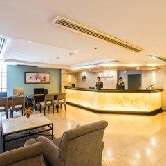 Отель Evergreen Place Siam by UHG Таиланд, Бангкок - 1 отзыв об отеле, цены и фото номеров - забронировать отель Evergreen Place Siam by UHG онлайн интерьер отеля фото 2