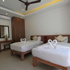 Отель Ya Nui Beach Villas комната для гостей фото 5