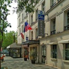 Отель Best Western Au Trocadero вид на фасад фото 2