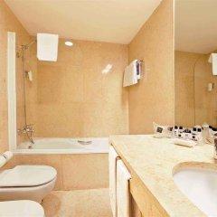 Отель HF Fenix Urban Португалия, Лиссабон - 5 отзывов об отеле, цены и фото номеров - забронировать отель HF Fenix Urban онлайн ванная фото 2