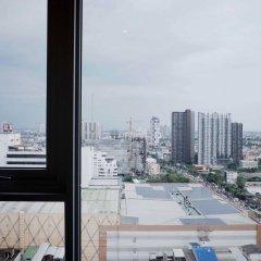 Отель 26 Fl Aspire Thapra Shinn Бангкок балкон