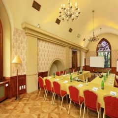Отель Chateau St. Havel - wellness Hotel Чехия, Прага - отзывы, цены и фото номеров - забронировать отель Chateau St. Havel - wellness Hotel онлайн помещение для мероприятий фото 2