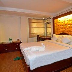 Clover Hotel комната для гостей