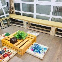 Отель Night Market Homestay Вьетнам, Ханой - отзывы, цены и фото номеров - забронировать отель Night Market Homestay онлайн балкон