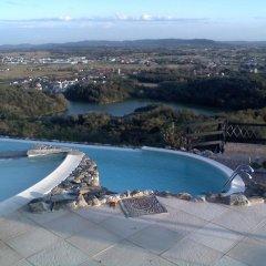 Отель Relais Castello San Giuseppe Кьяверано бассейн