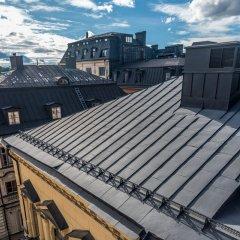 Отель Scandic Gamla Stan Стокгольм балкон