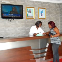 Отель Grand Inn & Suites интерьер отеля