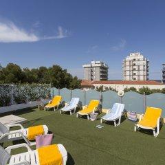 Отель Cannes Италия, Риччоне - отзывы, цены и фото номеров - забронировать отель Cannes онлайн бассейн